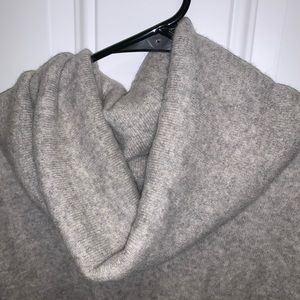 Cowl Neck Cashmere Sweater